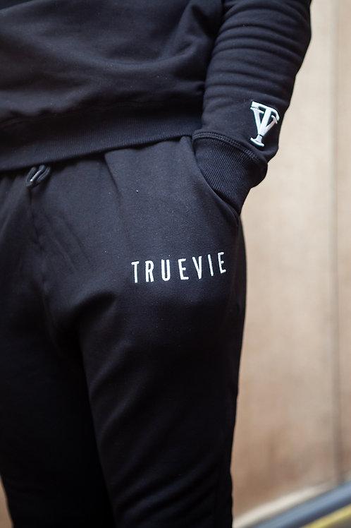 TrueVie - Womens Classic Noir Cropped Bottoms