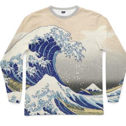 I Am Dope - The Wave Longsleeve Tee