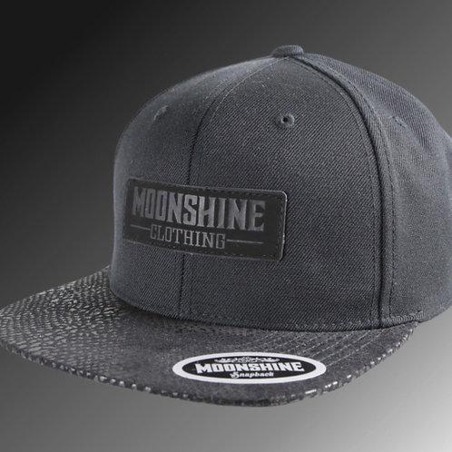 Moonshine - Black Label/Black Mamba Snapback