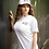 Thumbnail: Ahead Of Time - White Fitted T-shirts