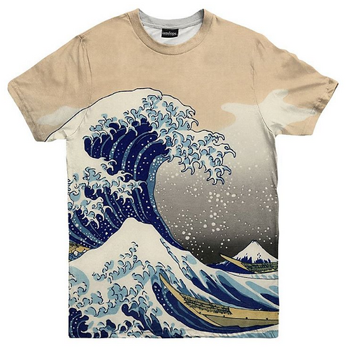 I Am Dope - The Wave Tee