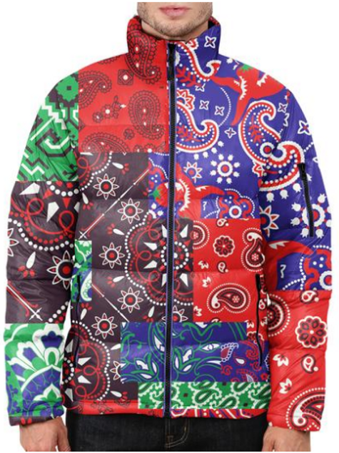 I Am Dope - Trill Puffer Jacket