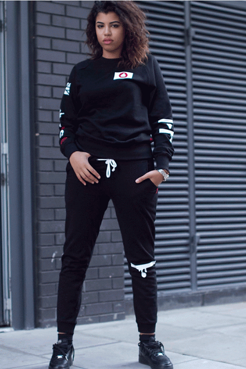 The Cake Club - OIL Tracksuit – Only in London