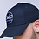 Thumbnail: SeeÈO - Navy Distressed Baseball Cap