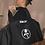 Thumbnail: Blackguard - Black Personalised Duffle Bag
