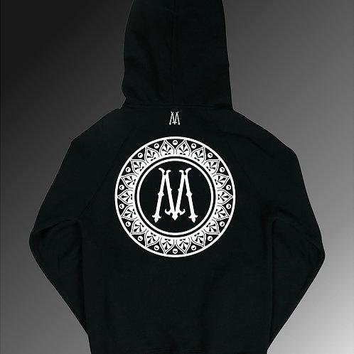 Moonshine - Aztec Black Hoodie - Multiple Colours