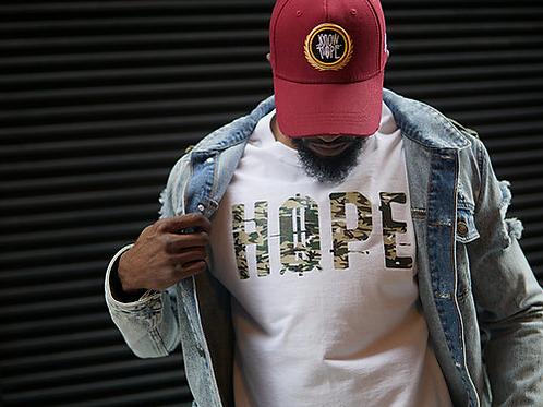 Know Hope - Camo Hope T-Shirt