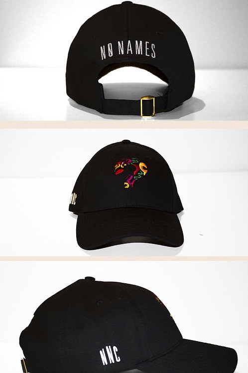 NNC London - Black Funk Cap