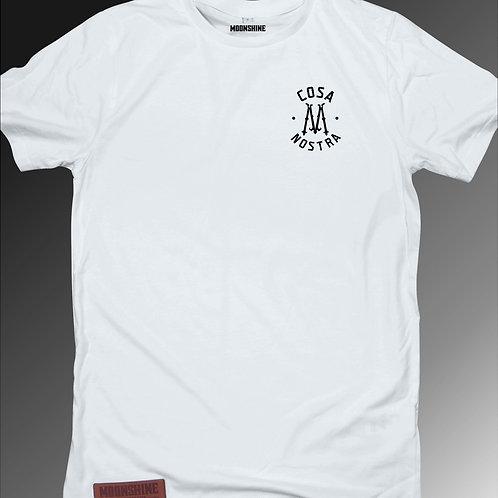 Moonshine - 5 Mafia Families T-Shirt