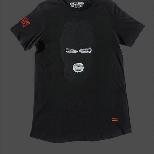 Cranium Empire - Beautiful Savage Oversize T-Shirt (Black)