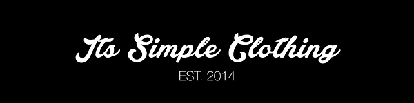 Its Simple Clothing Logo