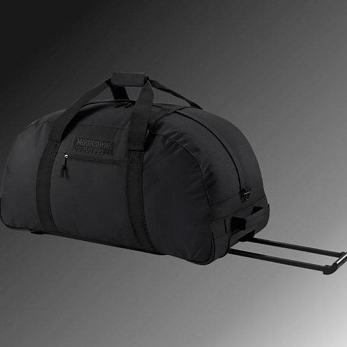 Moonshine - Black Label Wheelie Holdall Bag