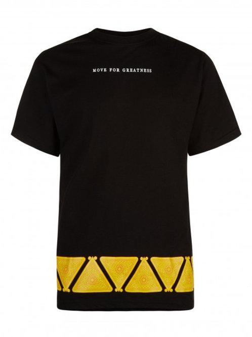 MFG - Black Gold Coast T-Shirt