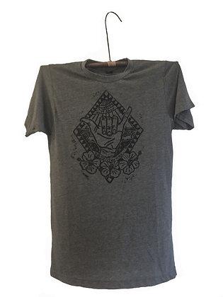 T-Shirt with Surf Shop Shaka Sayulita Mexico