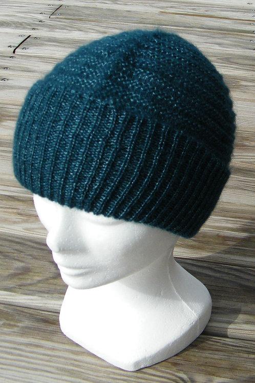 Bonnet vert Paon