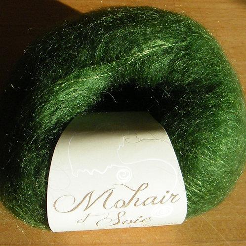 """Pelote Mohair et soie """"Bouteille"""""""