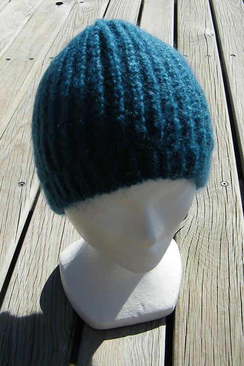 """Bonnet tricoté """"Col Vert"""""""