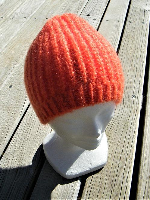 """Bonnet tricoté """"Corail"""""""