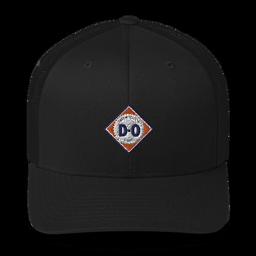 D-O Logo Trucker Hat