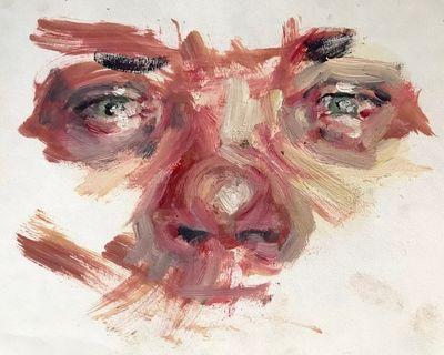 Portrait (2018) - ELLY SMALLWOOD