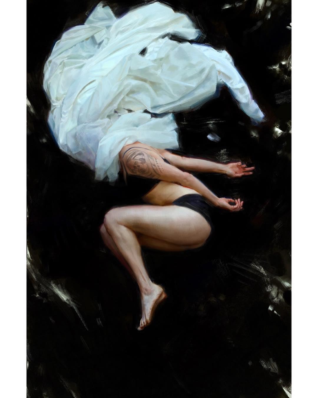 Despierta (print), 2018, Archival pigmen