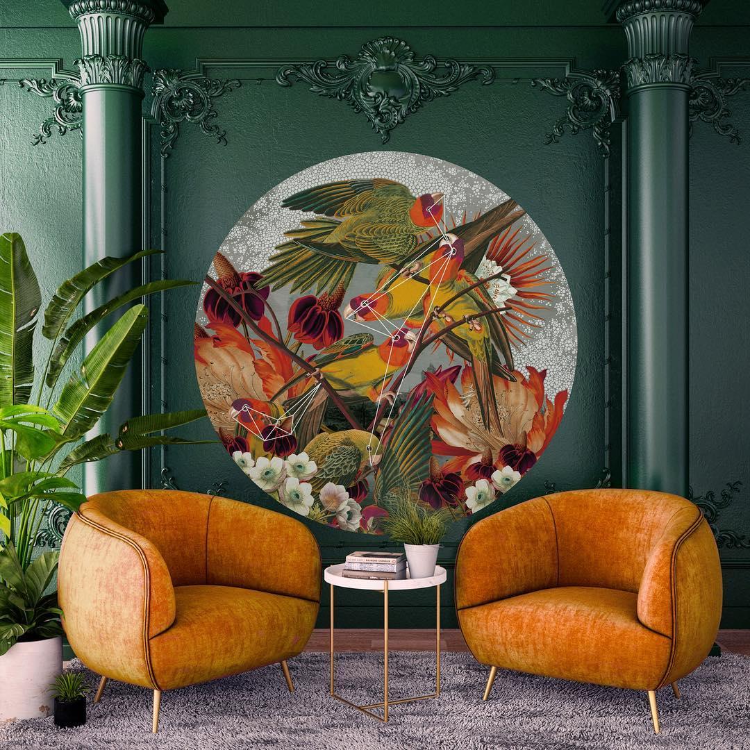 Mural (2019) - ALEXANDRA GALLAGHER
