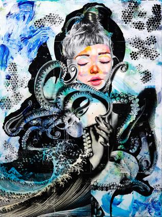 The Neptune Machine, 2018 | AM DeBrincat