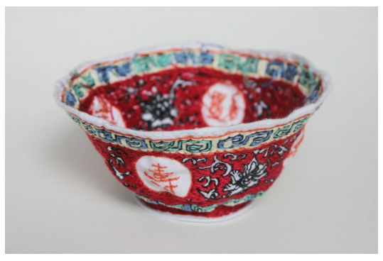 Chinese Bowl - JESSICA SO REN TANG