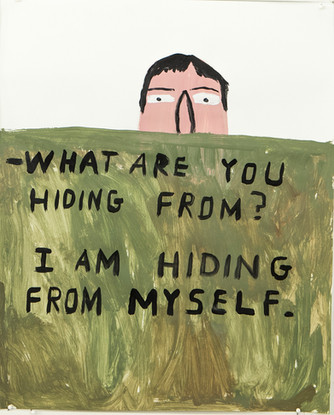 What Are You Hiding From?   Don'tFret