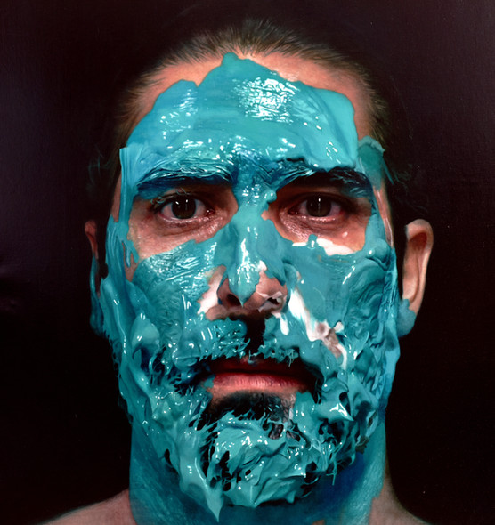 Paint My Head, 2019 | Eloy Morales