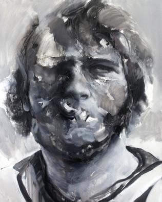 Prisoner II, 2014 | Daniel Martin