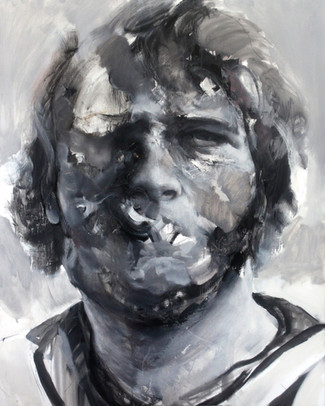 Prisoner II, 2014   Daniel Martin