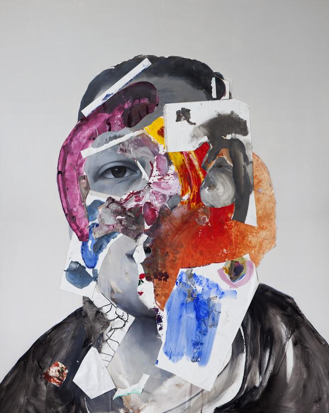 Head VI, 2018   Daniel Martin