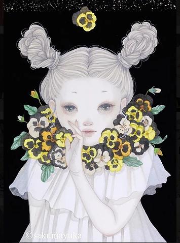 玉兔, 2017 _ Yuka Sakuma