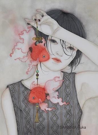 おまもり(Amulet), 2018 _ Yuka Sakuma