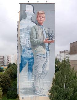 Minsk Belarus - FINTAN MAGEE