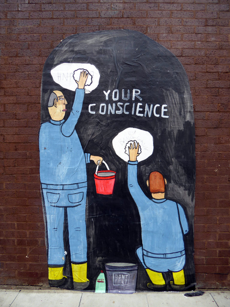 Your Conscience - DONTFRET