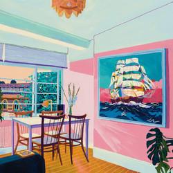 Patron's Home (Brooklyn London 1)- ANDY