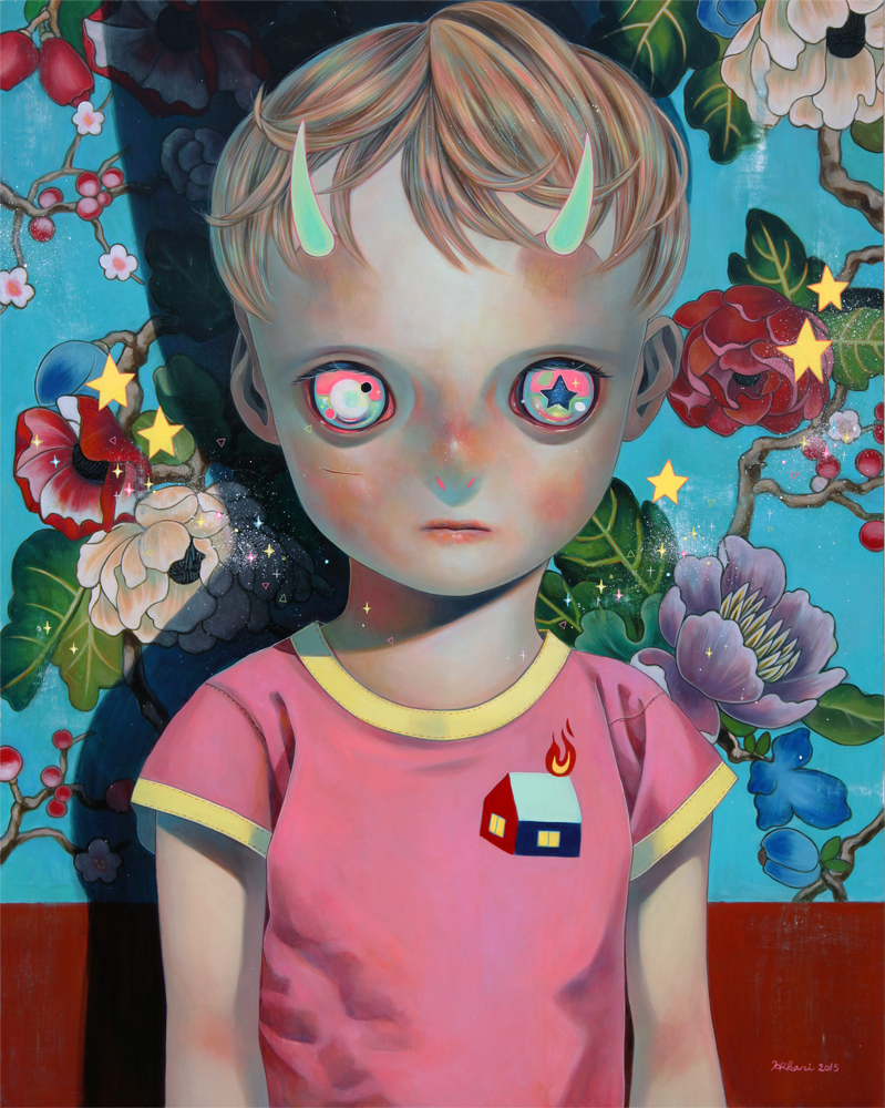 Child on the Edge - HIKARI SHIMODA