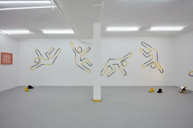 Safety Dance  (2016)- PAUL SCHNEIDER