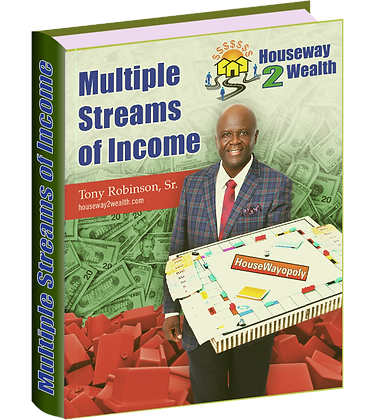 Multiple Streams of Income (eBook)