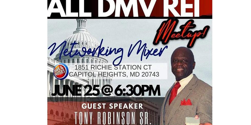 DMV REI - Networking Event