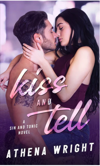 Kiss and tell erotic book