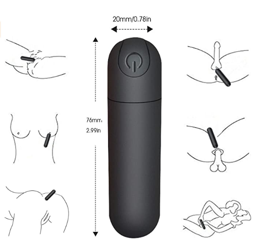Sex Toy For Women Bullet Vibrator