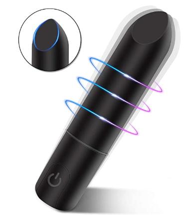 The Secret Lover Bullet Vibrator