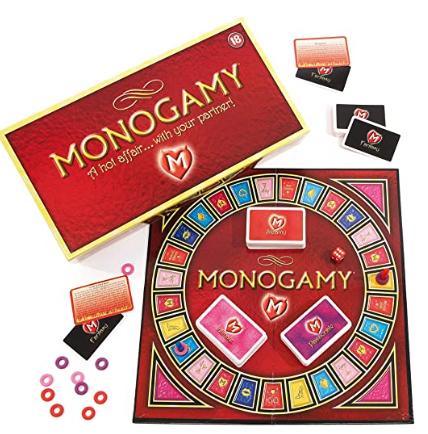 Creative Conceptions Monogamy Board Game