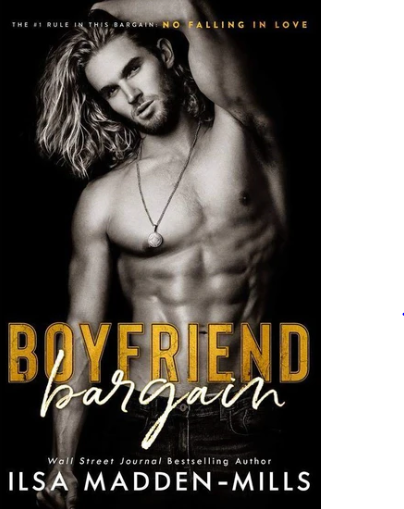 Boyfriend Bargain Erotic Book