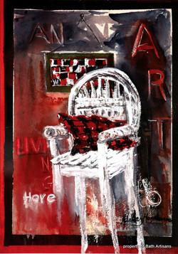 Paul Klee in Lumberjack Plaid