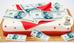 Tort z banknotami