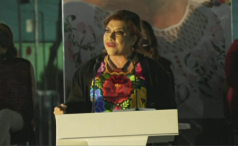 Clara Brugada inicia campaña virtual por la alcaldía Iztapalapa